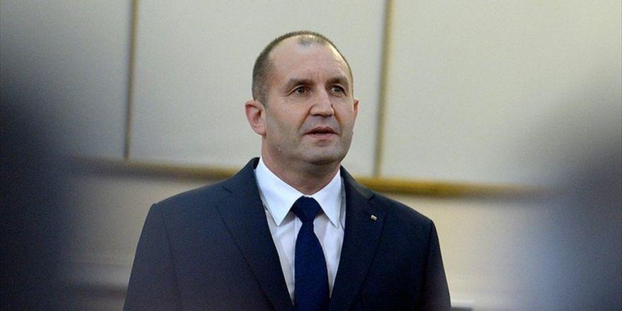 Bulgaristan Cumhurbaşkanı Radev, Parlamentoyu Fesh Etti