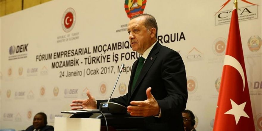Cumhurbaşkanı Erdoğan: Biz Afrika'yı Kimlerin Sömürdüğünü Gayet İyi Biliriz