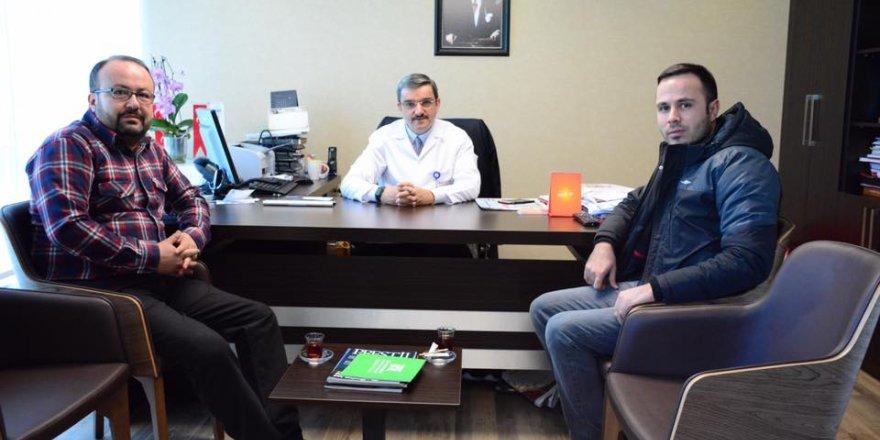 Anadolu Hemofili Derneği Medova'da