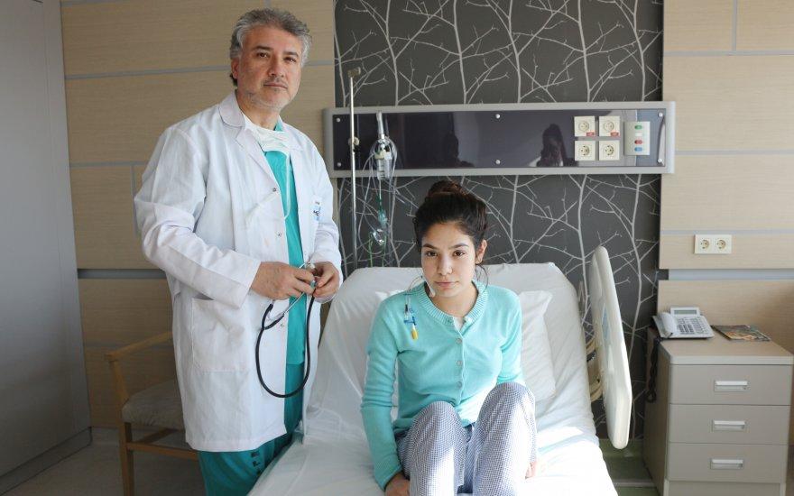 Sağlık raporu için hastaneye gitti, kalp hastası olduğunu öğrendi
