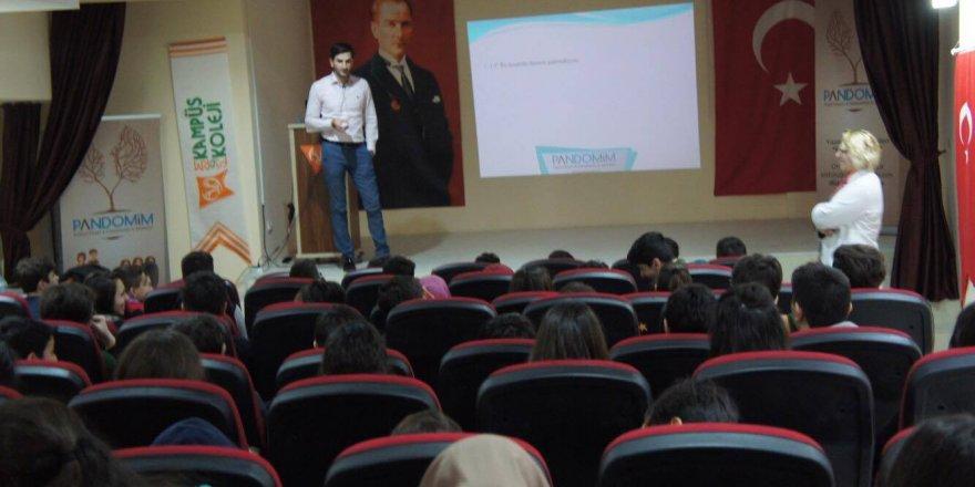 Bayram Duysak'tan seminer