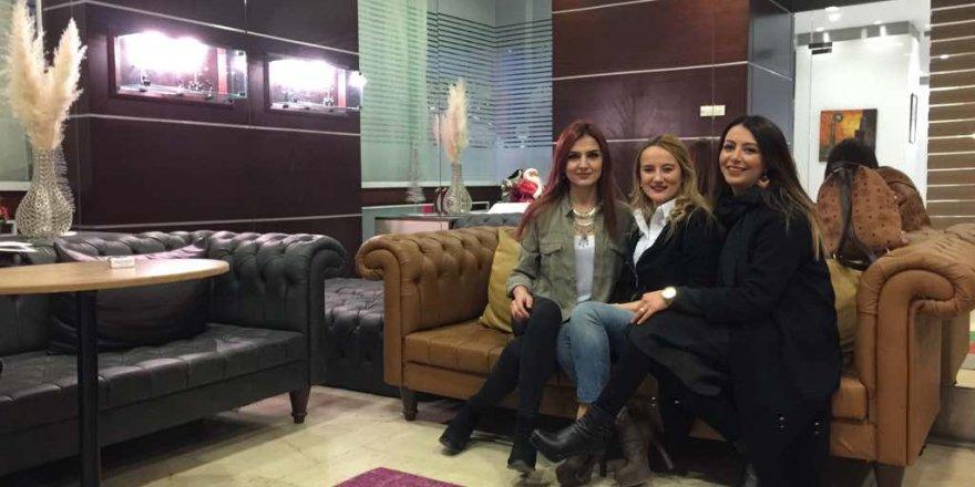Kınanın Sultanları Rixos Otel'de