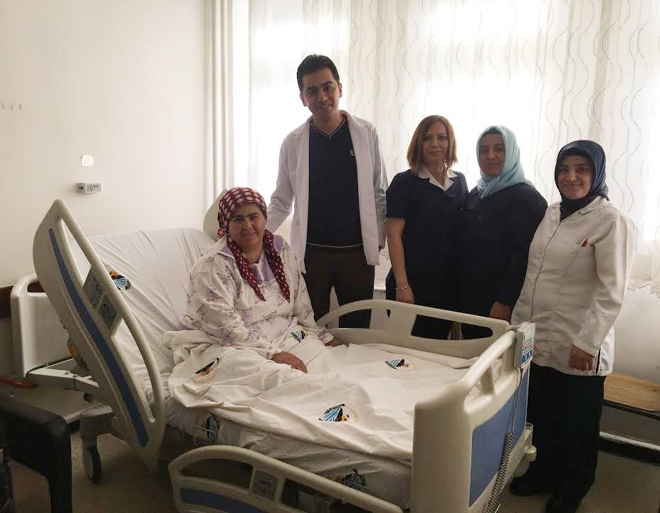 Beyşehir'de kapalı böbrek ameliyatı dönemi