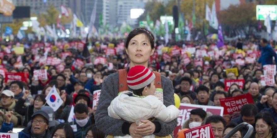 Güney Koreli Kadınlar 90'larını Aşacak