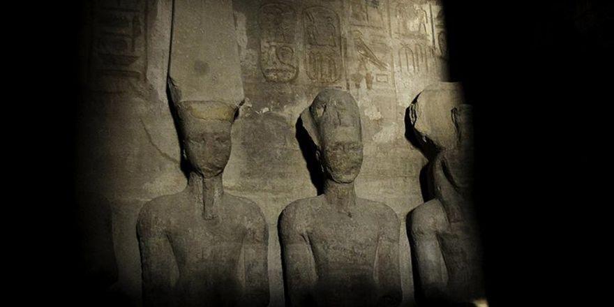 Mısır'da Iı. Ramses'e Güneş Vurdu