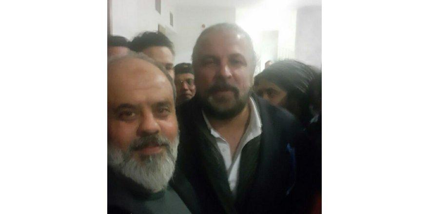 Osman Vasfi Dikilitaş, Mete Yarar ile birlikte
