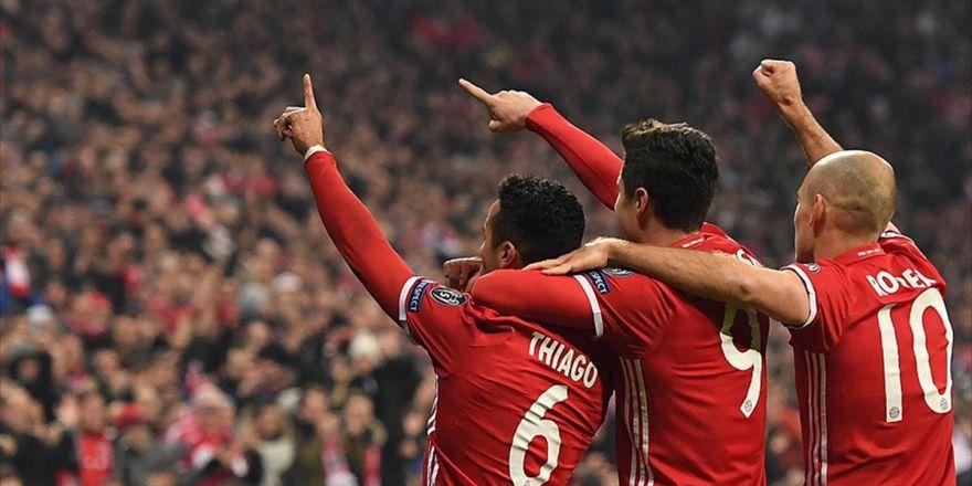 Bayern Münih Şampiyonlar Ligi'nde Tarihi Rekoru Kırdı