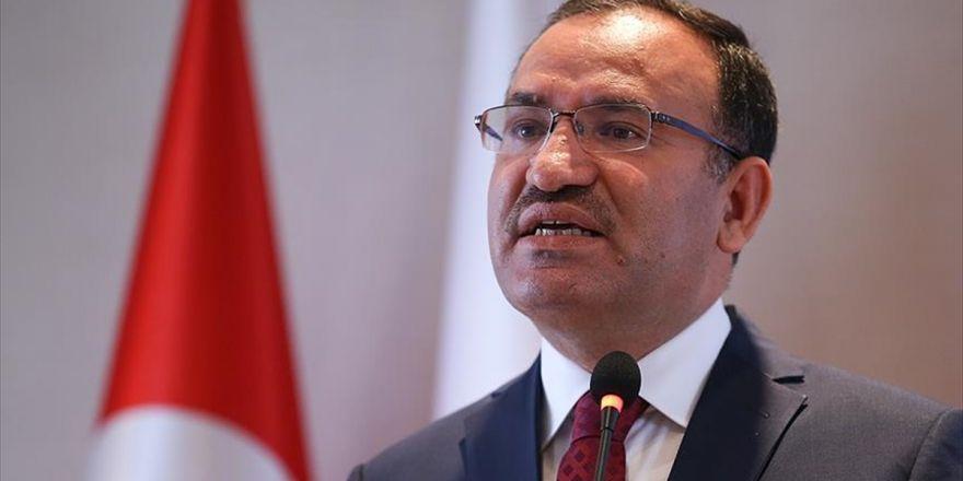 Bozdağ'dan Abd Adalet Bakanı'na Fetö Mektubu