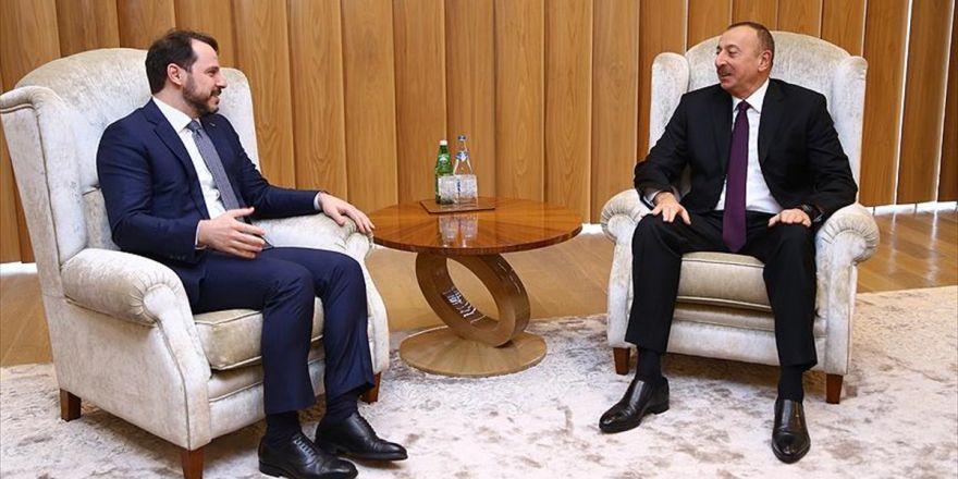 Azerbaycan'da Cumhurbaşkanı Aliyev: Referandumun Çok İyi Geçeceğinden Eminim