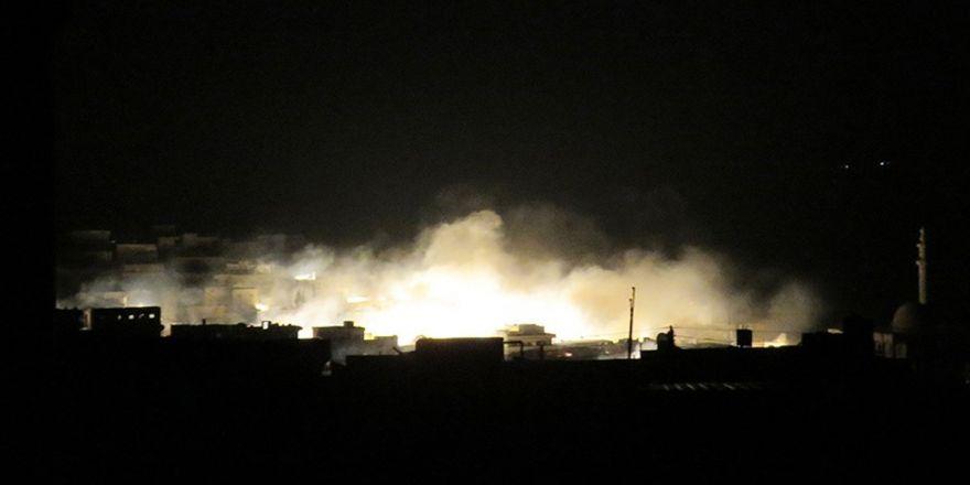 Esed Rejimi Sivilleri Napalm Bombalarıyla Vurdu