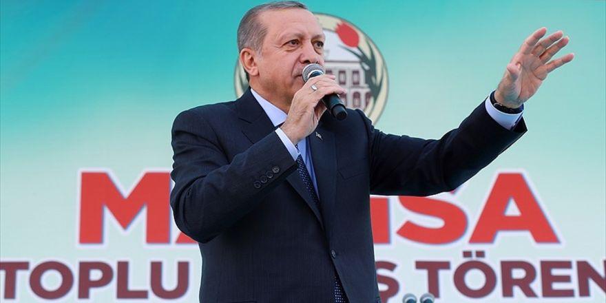 Cumhurbaşkanı Erdoğan: İdam İçin Referandum Yolu Açabiliriz