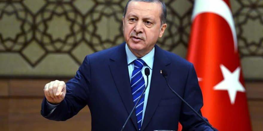 Erdoğan çok sinirlendi! 'Yalan konuşma'