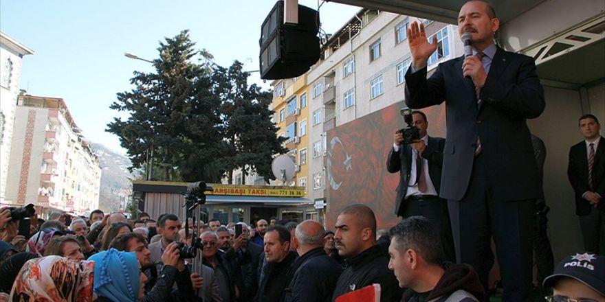 İçişleri Bakanı Soylu: Bu Ülkeye Terörün Maliyetini Yaşatmayacağız
