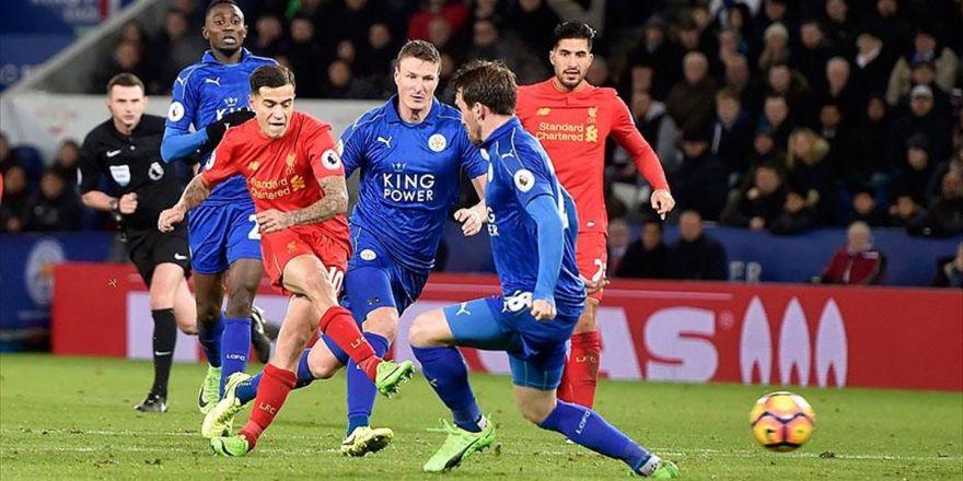 Leicester City, Ranieri Sonrası İlk Maçta Galibiyet