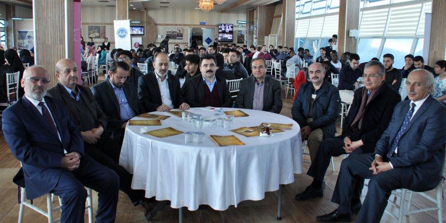 Türkiye Diyanet Vakfı Uluslararası Öğrenci Buluşma Etkinliği Yapıldı