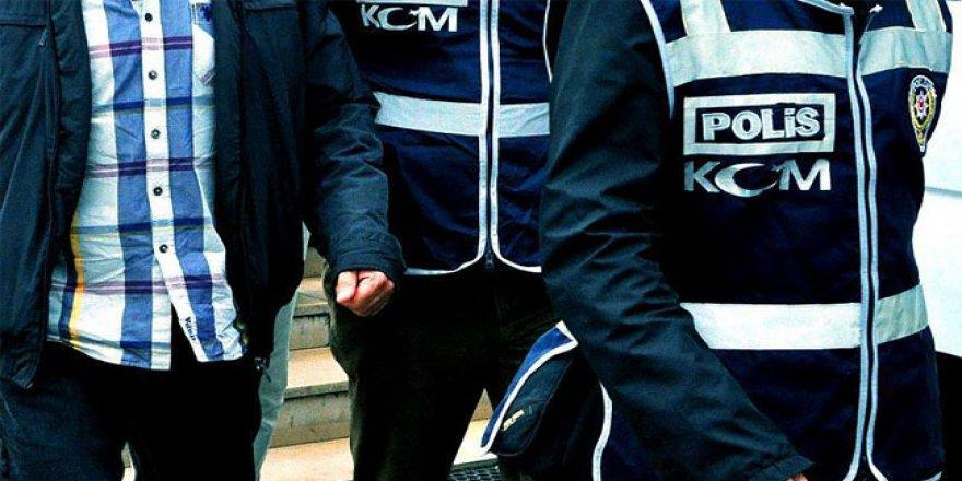 Konya'daki FETÖ operasyonunda 8 tutuklama