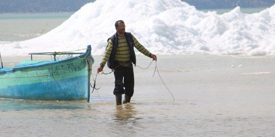 Buz adaları arasında avcılık