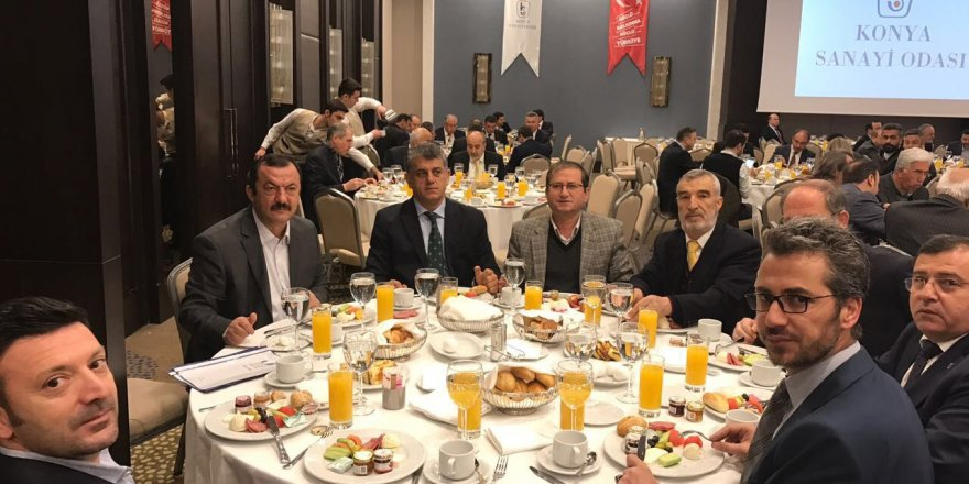 Borsa Yönetimi Bakan Ağbal'ın programında