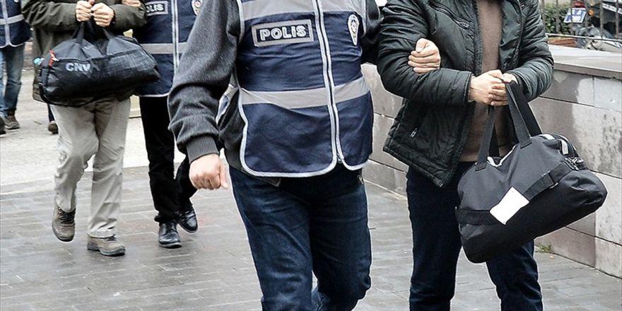 Ankara Merkezli 81 İldeki Fetö Operasyonu