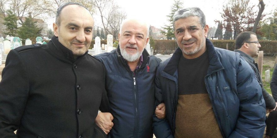 Üçler Mezarlığı'nda Konyaspor muhabbeti
