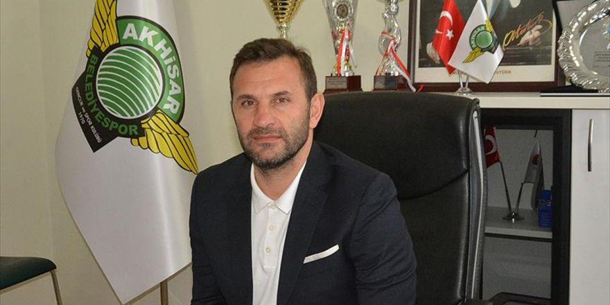 Akhisar Belediyespor'da Okan Buruk Dönemi Başladı