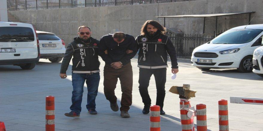 Konya merkezli dev uyuşturucu operasyonu!