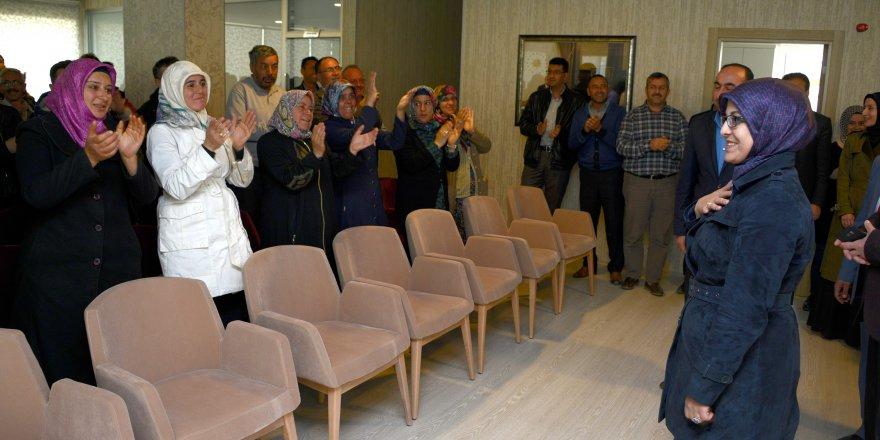 Meram'da 'İletişim' eğitimi