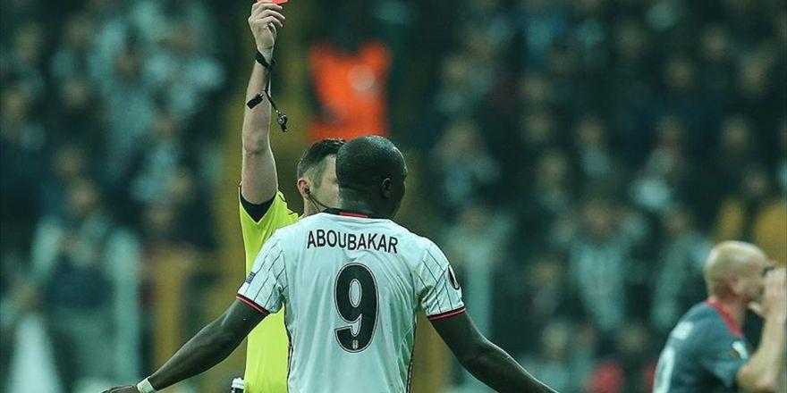 Uefa'dan Aboubakar'a 3 Maç Ceza