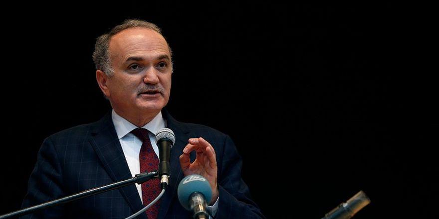 Bakan Özlü: Türkiye'nin Kalkınması, Güçlenmesi Bu Bölge İçin Elzemdir, Şarttır