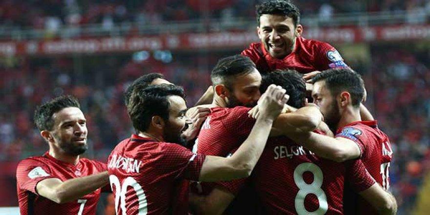 İşte Türkiye'nin kalan maçları