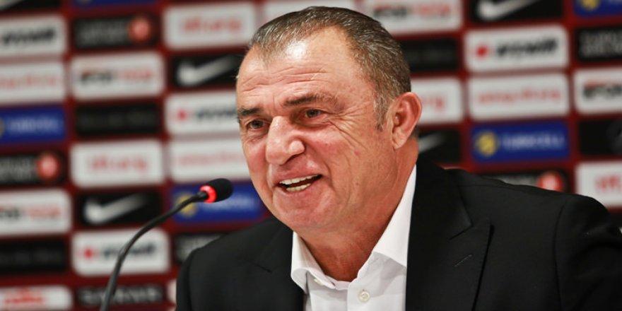 "Fatih Terim: ""UEFA'ya FIFA'ya söyleyelim..."""