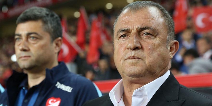 Türkiye Futbol Direktörü Terim: Kosova Maçını İyi Bitirirsek Avantajlı Duruma Geliriz