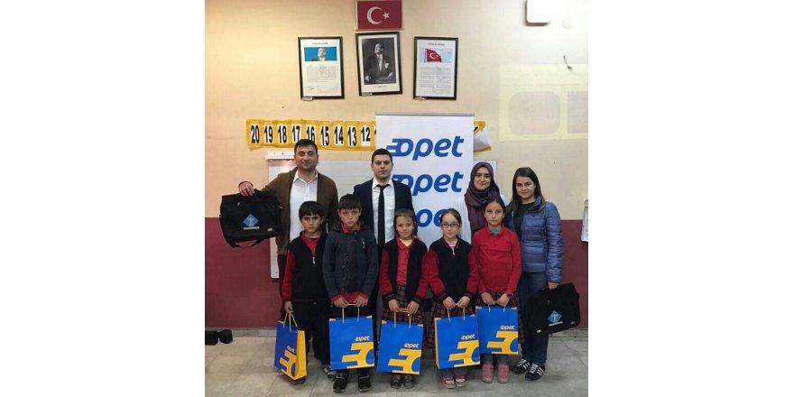 Opet, Sefaköy ilkokulu'nda eğitimde