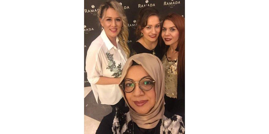 Konyalı Hanımlar Cengiz Kurtoğlu konserinde