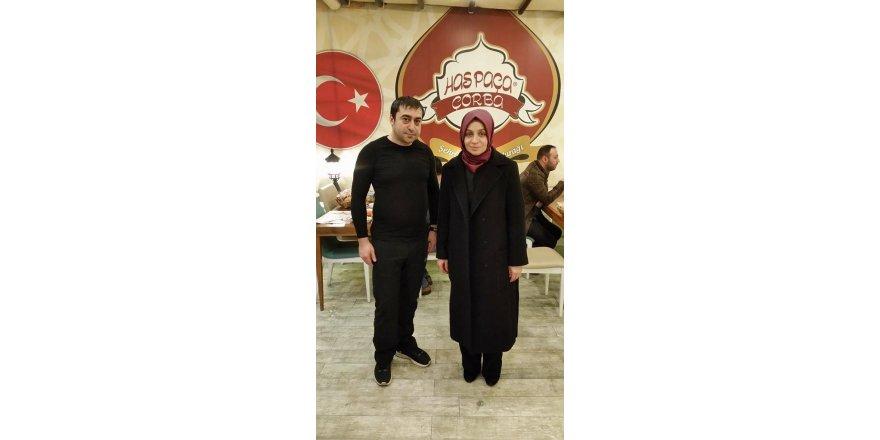 Leyla Şahin Usta Has Paça Çorba'da