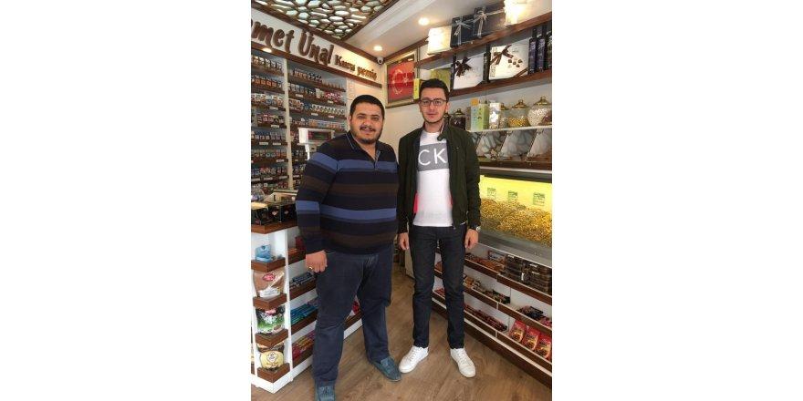 Ali Güler ve Mehmet Ünal birlikte