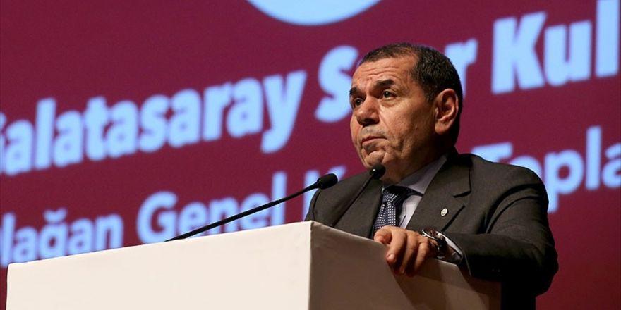 Galatasaray'da Dursun Özbek Yönetimi İbra Edildi