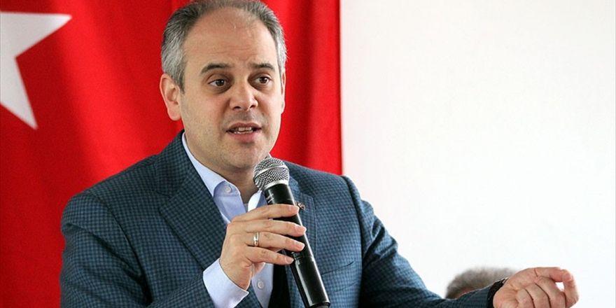 Gençlik Ve Spor Bakanı Kılıç: 'Devletimize İhanet Edenlerin Ülkemizin Köklü Kulüplerinde İşi Yok'