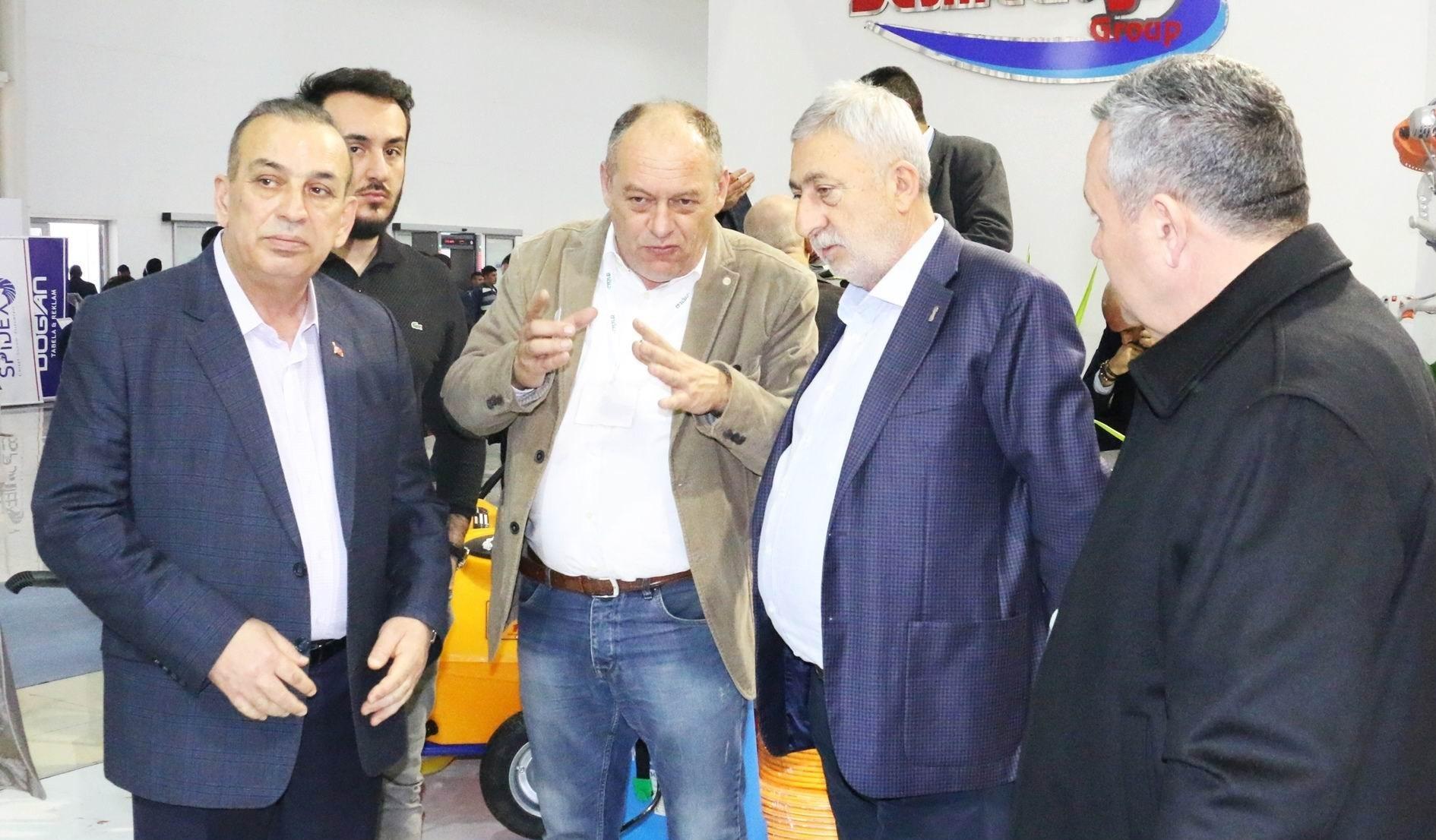Konya Tarım Fuarı Türkiye'nin Gururu