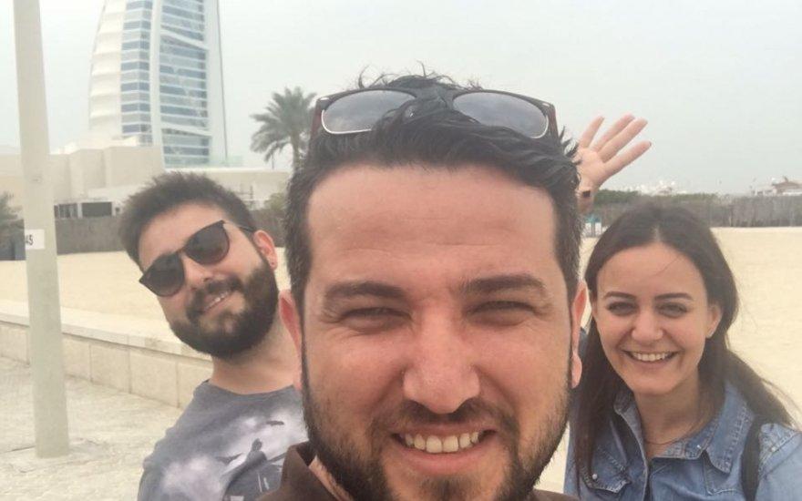 Turizmciler Dubai'de