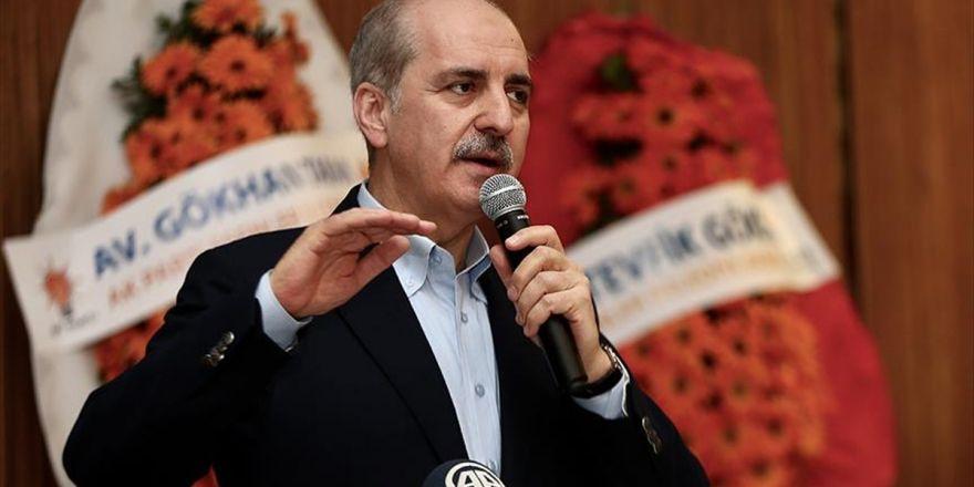 Başbakan Yardımcısı Kurtulmuş: Türkiye'deki Mevcut Vesayetçi Sistem Hep Darbelere Zemin Hazırladı