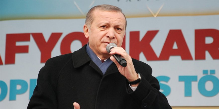 Erdoğan'dan Avrupa Birliği'ne 'Vatikan' tepkisi