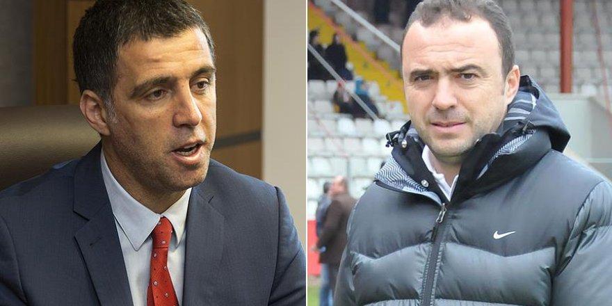 Galatasaray'ın Hakan Şükür ve Arif Erdem kararı