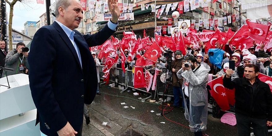 Başbakan Yardımcısı Kurtulmuş: Onların İstediği Türkiye Geride Kaldı