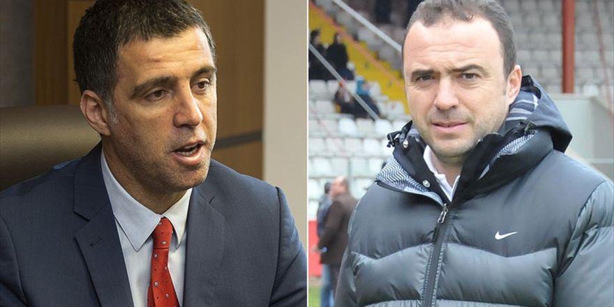 Galatasaray'da Hakan Şükür Ve Arif Erdem'in Kulüp Üyelikleri Düşürüldü