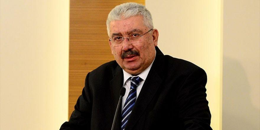 Mhp Genel Başkan Yardımcısı Yalçın: Mhp 16 Nisan'dan Sonra Da Yoluna Emin Adımlarla Devam Edecek