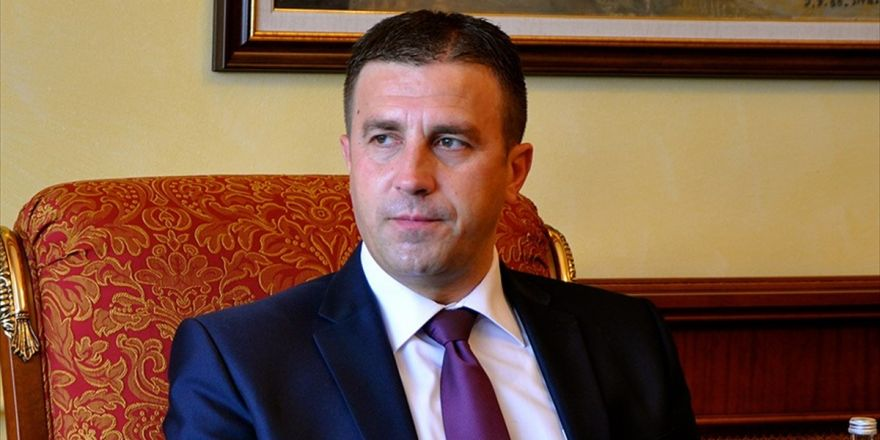 'Kosova Ordusuna Türkiye'nin Destek Vereceğine İnanıyoruz'