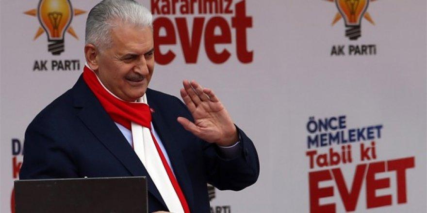 Başbakan Yıldırım'dan Konya-Karaman YHT hattı açıklaması