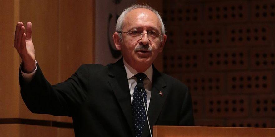 Chp Genel Başkanı Kılıçdaroğlu: Saygınlığın Ölçüsü Demokrasi Ve Üretimden Gelir