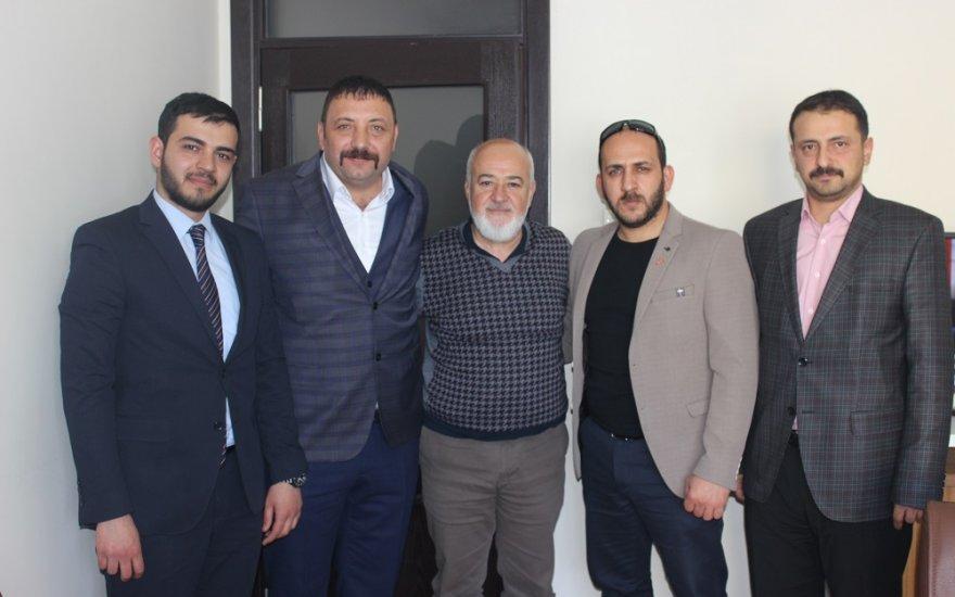 MHP Meram'dan Evet ziyareti